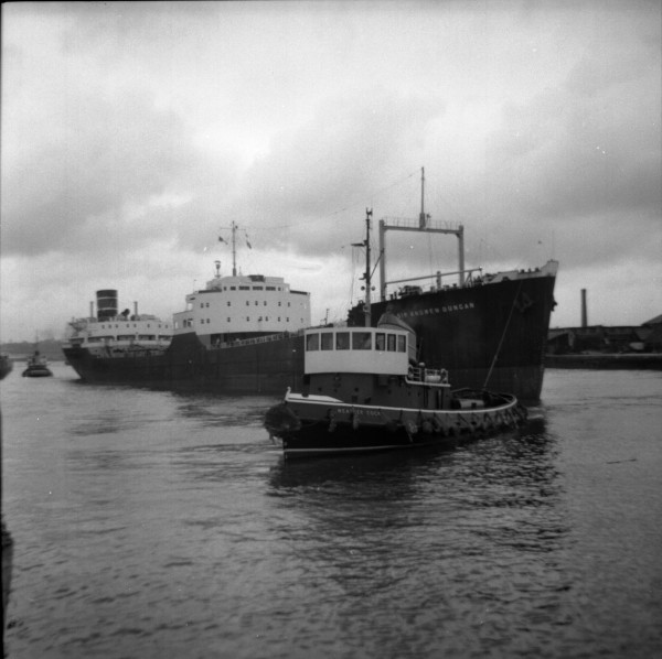 image 52 - 'sir andrew duncan' at west float, birkenhead