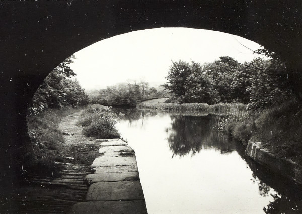 Ryles Bridge on the Macclesfield Canal