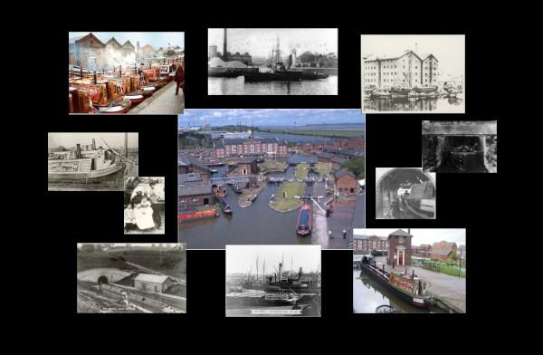 image draft collage