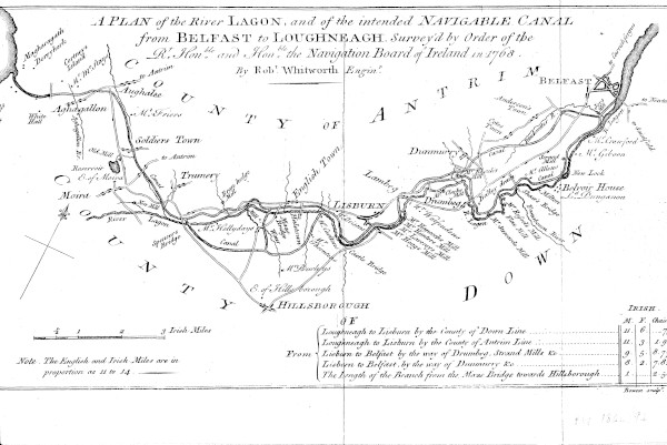 image bw1844-94 - belfast to loughneagh 1768