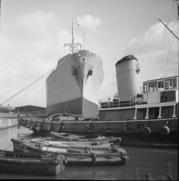 image 25 - 'dalhem'(sweden) in alfred half tide dock, birkenhead(2)