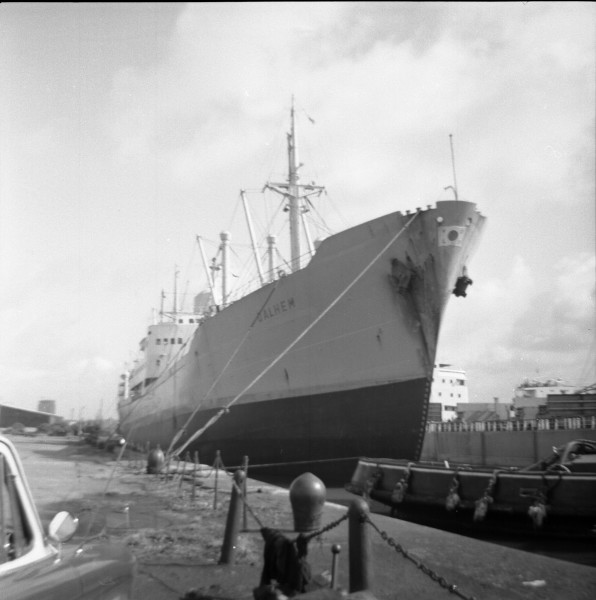 image 26 - 'dalhem'(sweden) in alfred half tide dock, birkenhead(1)