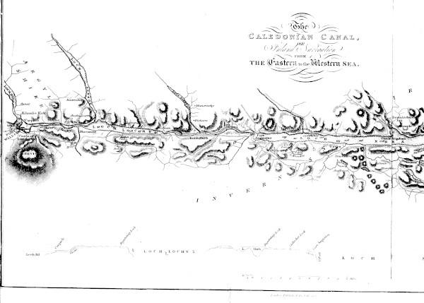 image bw145-93 - caledonian canal(a)